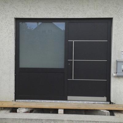 Die neue PaXentree´ Haustür